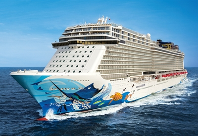 Cruzeiro EUA: 8 dias a bordo do Norwegian Escape - Partida de Nova Iorque
